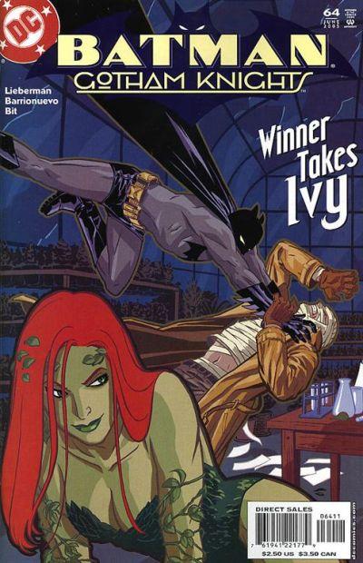 Cover for Batman: Gotham Knights (DC, 2000 series) #64