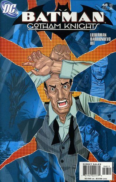 Cover for Batman: Gotham Knights (DC, 2000 series) #68