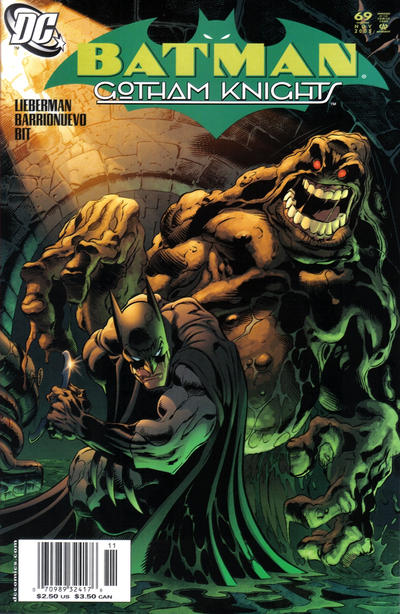 Cover for Batman: Gotham Knights (DC, 2000 series) #69
