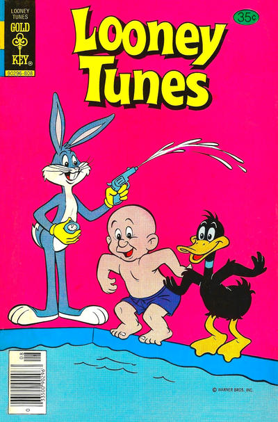 Cover for Looney Tunes (Western, 1975 series) #21