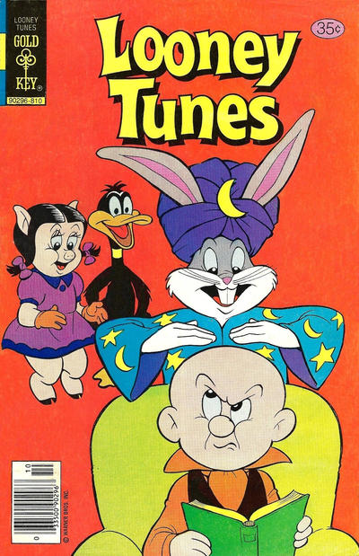 Cover for Looney Tunes (Western, 1975 series) #22 [Whitman]