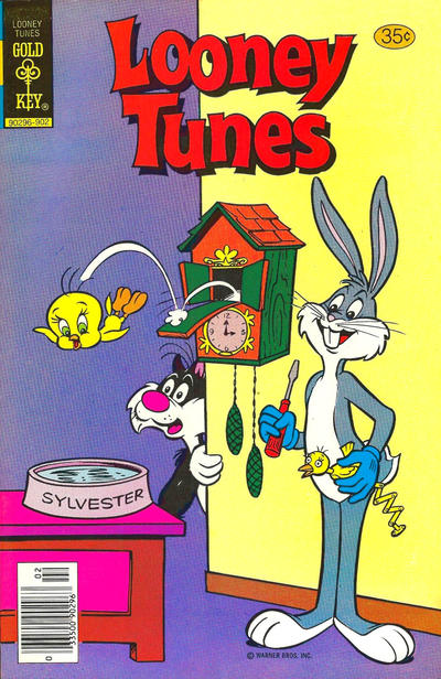 Cover for Looney Tunes (Western, 1975 series) #24