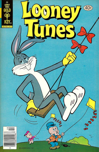 Cover for Looney Tunes (Western, 1975 series) #28