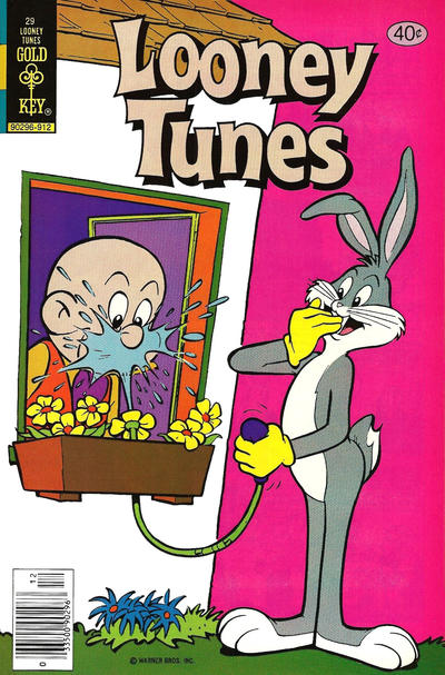 Cover for Looney Tunes (Western, 1975 series) #29