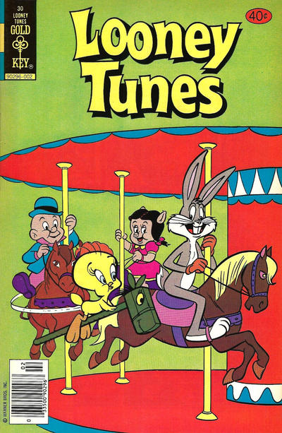 Cover for Looney Tunes (Western, 1975 series) #30