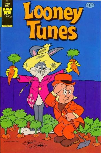 Cover for Looney Tunes (Western, 1975 series) #33