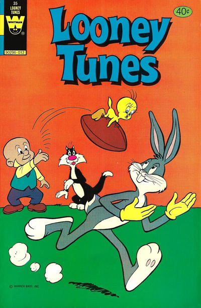 Cover for Looney Tunes (Western, 1975 series) #35