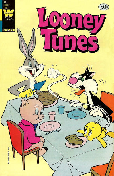 Cover for Looney Tunes (Western, 1975 series) #38