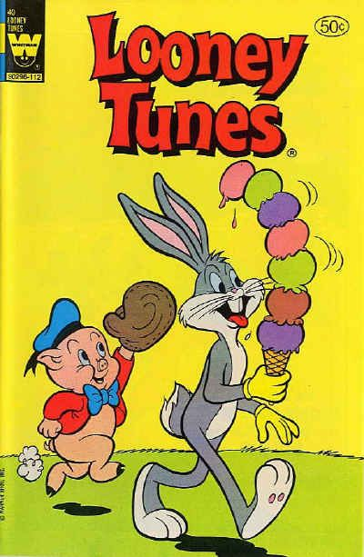 Cover for Looney Tunes (Western, 1975 series) #40