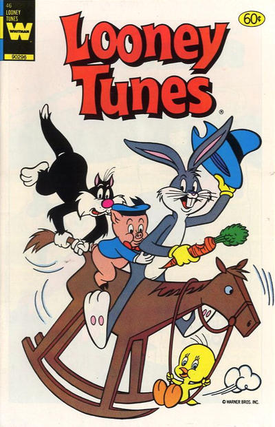 Cover for Looney Tunes (Western, 1975 series) #46