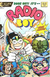 Cover for Radio Boy (Eclipse, 1987 series) #1