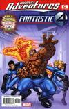 Cover for Marvel Adventures Fantastic Four (Marvel, 2005 series) #0