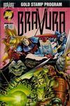 Cover for Bravura (Malibu, 1995 series) #0 [Regular edition]
