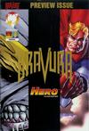 Cover Thumbnail for Bravura (1995 series) #1/2 [Gold Edition]