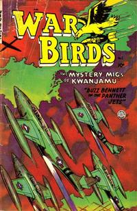 Cover Thumbnail for War Birds (Fiction House, 1952 series) #2