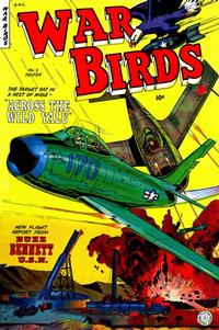 Cover Thumbnail for War Birds (Fiction House, 1952 series) #3