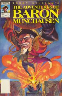 Cover Thumbnail for The Adventures of Baron Munchausen - The Four-Part Mini-Series (Now, 1989 series) #1