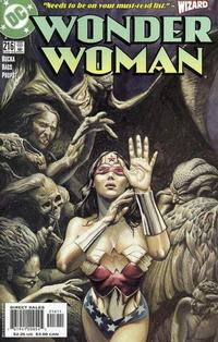 Cover Thumbnail for Wonder Woman (DC, 1987 series) #216