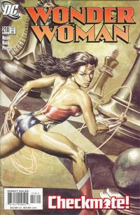 Cover for Wonder Woman (DC, 1987 series) #218