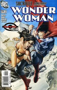 Cover for Wonder Woman (DC, 1987 series) #219