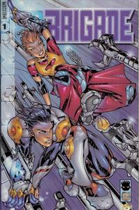 Cover Thumbnail for Brigade (Awesome, 2000 series) #1