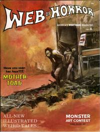 Cover Thumbnail for Web of Horror (Major Magazines, 1969 series) #2