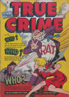 Cover for True Crime Comics (Magazine Village, 1947 series) #v1#3