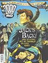 Cover for 2000 AD (Rebellion, 2001 series) #1460
