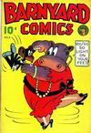 Cover for Barnyard Comics (Pines, 1944 series) #5