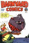 Cover for Barnyard Comics (Pines, 1944 series) #6