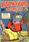Cover for Barnyard Comics (Pines, 1944 series) #7