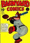 Cover for Barnyard Comics (Pines, 1944 series) #8