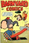 Cover for Barnyard Comics (Pines, 1944 series) #13