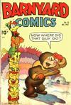 Cover for Barnyard Comics (Pines, 1944 series) #15