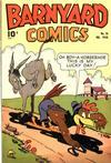 Cover for Barnyard Comics (Pines, 1944 series) #16