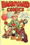 Cover for Barnyard Comics (Pines, 1944 series) #18