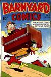Cover for Barnyard Comics (Pines, 1944 series) #21