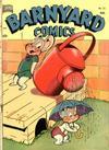 Cover for Barnyard Comics (Pines, 1944 series) #25