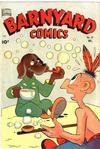 Cover for Barnyard Comics (Pines, 1944 series) #27