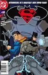 Cover for Superman / Batman (DC, 2003 series) #20 [Newsstand]