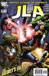 Cover Thumbnail for JLA (1997 series) #117 [Direct Sales]