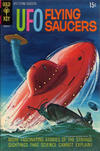 Cover for UFO Flying Saucers (Western, 1968 series) #2