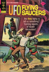 Cover for UFO Flying Saucers (Western, 1968 series) #4 [Gold Key]