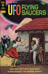 Cover for UFO Flying Saucers (Western, 1968 series) #6