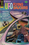 Cover for UFO Flying Saucers (Western, 1968 series) #7