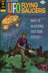 Cover for UFO Flying Saucers (Western, 1968 series) #8