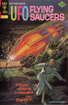 Cover for UFO Flying Saucers (Western, 1968 series) #13