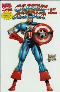 Cover Thumbnail for Captain America Special ComiCon Edition (Marvel, 1996 series) #1