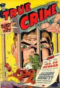 Cover Thumbnail for True Crime Comics (Magazine Village, 1947 series) #v1#2
