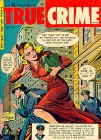 Cover Thumbnail for True Crime Comics (Magazine Village, 1947 series) #v1#6